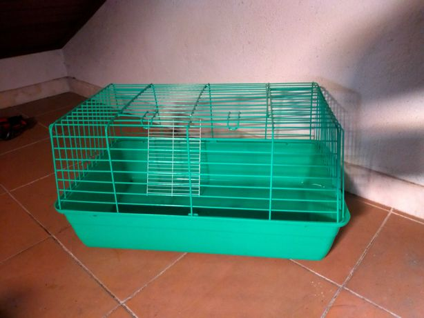 Gaiola de roedores