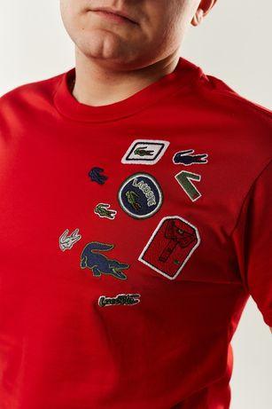 Футболка lacosta|купить футболку|чоловічий одяг|купити  lacoste