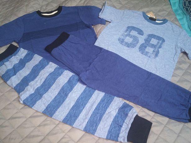 Next piżamki dla chłopca 2-pak 6 lat - 116 cm NOWE
