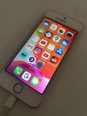 iPhone se różowy 16GB