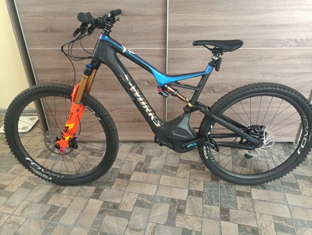 Электровелосипед Specialized Turbo Levo Limited Edition (S-Works)