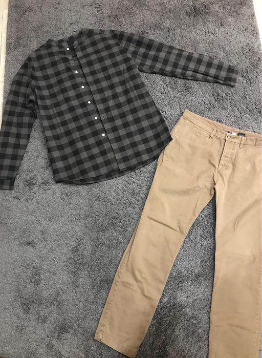 Рубашка новая asos и джинсы h&m.Цена за комплект Одесса - изображение 1