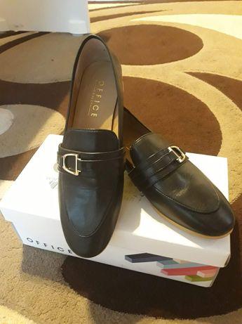 Nowe Skórzane buty rozm 40