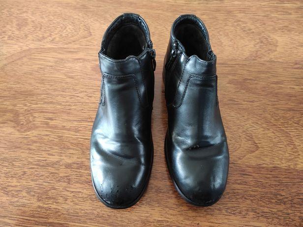 Ботинки демісезонні для хлопчика
