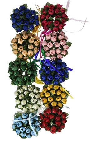 wianek Girlanda róże Świecznik 10 multi wesele