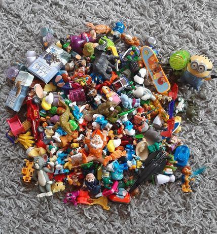 Zabawki Figurki z Kinder Niespodzianek I nie tylko !!