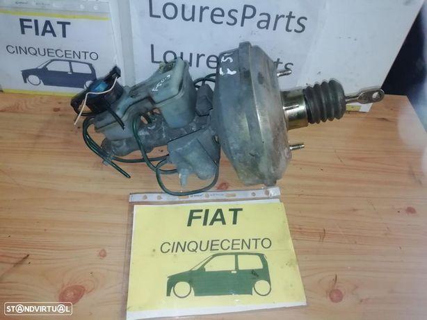 Servo freio e bomba central travões Fiat Cinquecento