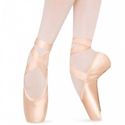 Пуанты (танцевальная обувь). 24, 5Е размер 36-37
