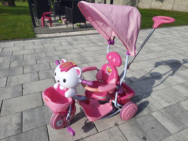 Rowerek, rower trójkołowy trójkołowiec dla dziecka