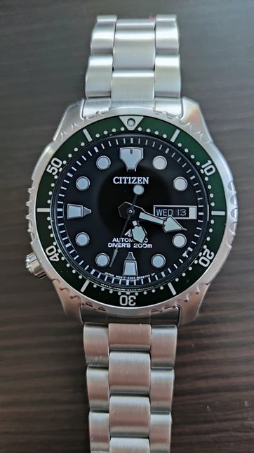 CITIZEN PROMASTER DIVER  NY0084-89EE  jak nowy !!!