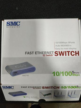 SMC EZ Switch 5 portas