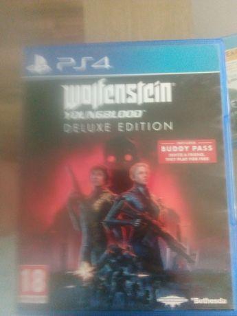 Sprzedam Wolfenstein na ps 4