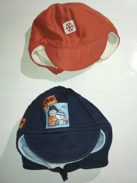 Шапка шапочка для ребенка флис