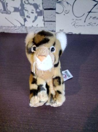 Плюшевый леопард игрушка