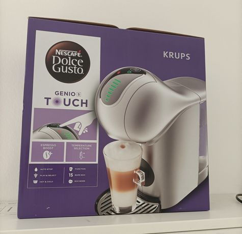 Vendo maquina Gênio S Touch