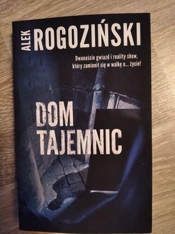 """Dom Tajemnic""""Alek Rogoziński"""