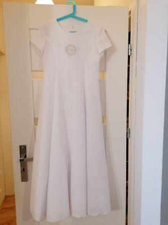 Sukienka alba komunijna stan idealny. Wzrost ok. 135-145