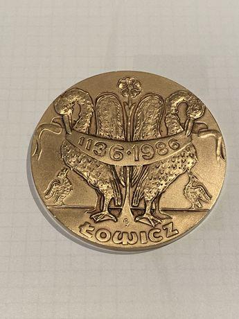 Medal 850 Lat Łowicza 1987. Mennica Państwowa