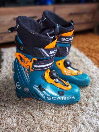 Buty skiturowe Scarpa f1 Evo carbon Roz. 27