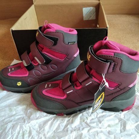 Ботинки детские Jack Wolfskin