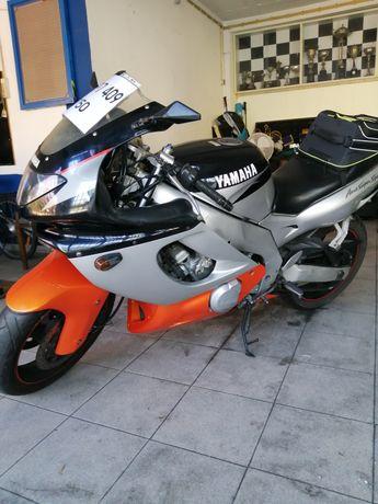 Vendo ou troco com acerto Yamaha Thundercat por Yamaha Virago