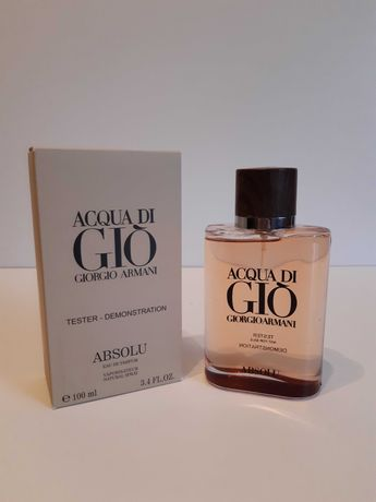 (Import Tester) Acqua di Gio Absolu 100ml