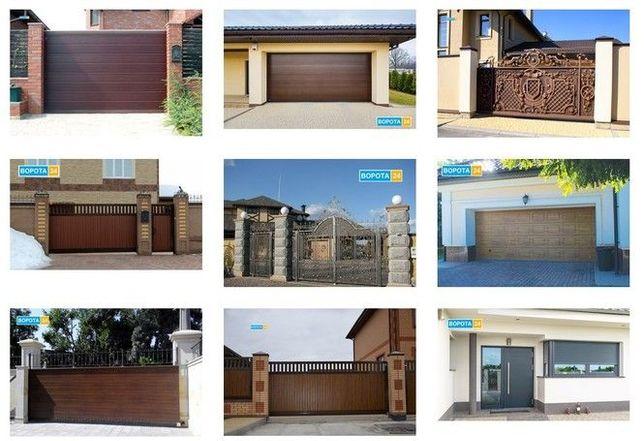 Окна, лоджии, балконы, роллеты,секционные автоматические ворота!!!