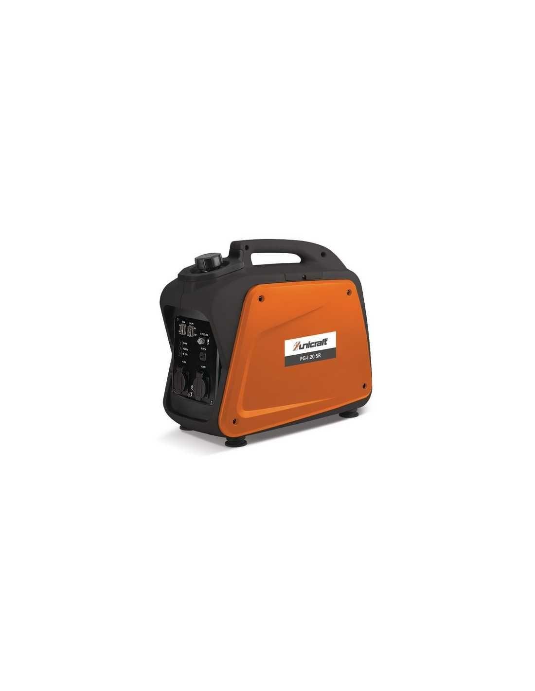 Gerador Inverter a gasolina UNICRAFT PG-I 8 SR