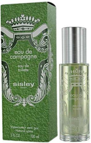 Элитный парфюм Eau de Campagne Eau de Toilette Sisley