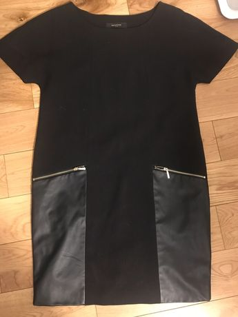 Sukienka czarna reserved 36