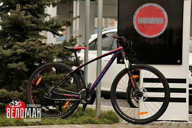 Горный велосипед Haibike Greed 9.10. Scott Cube Trek Giant Canyon GT