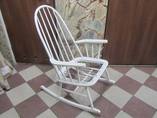 Krzesło Bujane Design Vintage ZOBACZ GRATKA !!