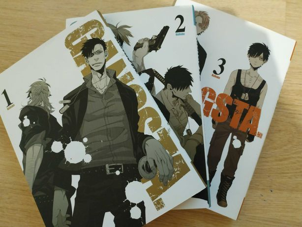 Manga Gangsta tom 1
