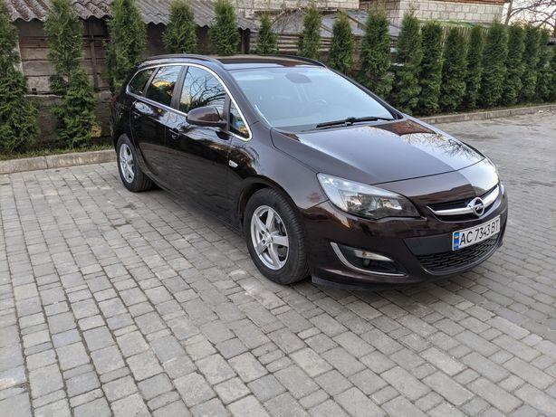 Opel Astra J 2103