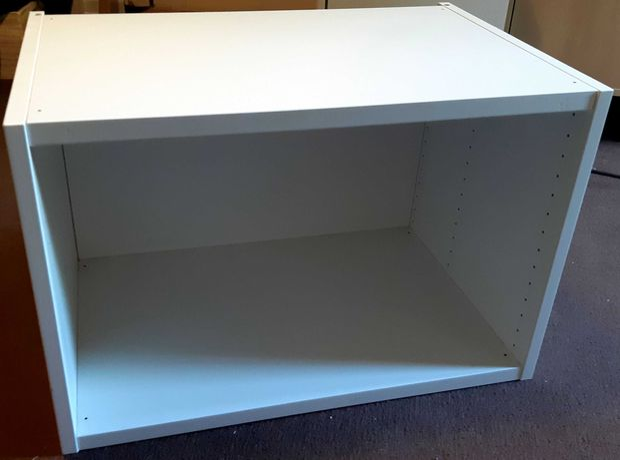 PLATSA Obudowa biała 60x40x40 cm