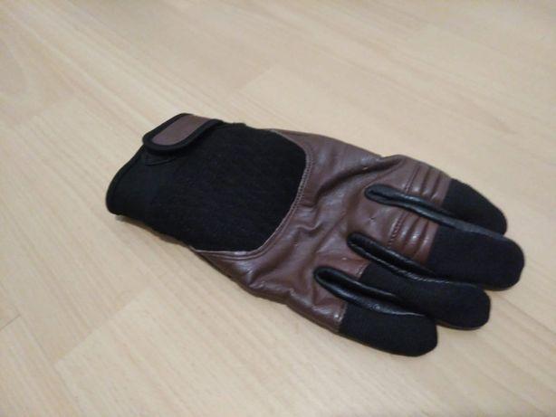 Luva Bantam Gloves - Chocolate/Black