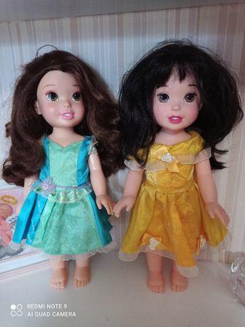 Куколки Дісней Бель і Білосніжка