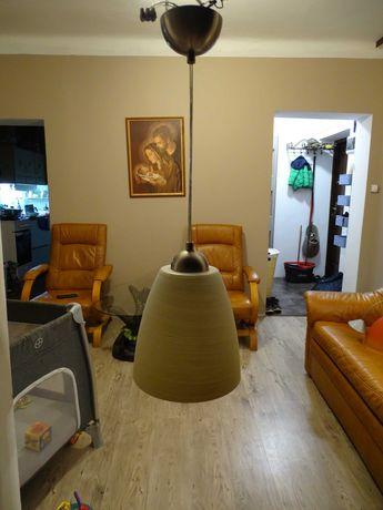 1 lampa wisząca w bardzo dobrym stanie i umyta