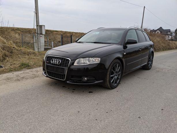 Audi a4 B7 2.7tdi S line