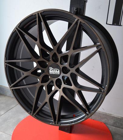 Nowe felgi aluminiowe MAM B2 20x8.5J 5x112 MBB Audi VW Skoda Seat