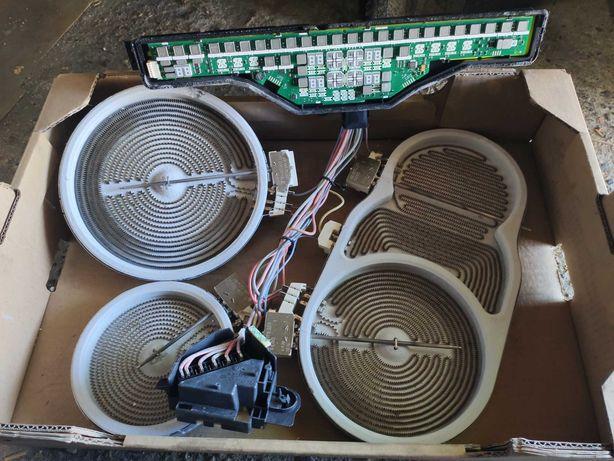 Płyta elektryczna Bosch PKM675DP1D/03