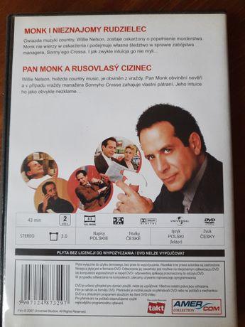 Dvd inspektor Monk