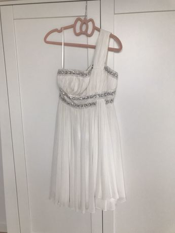 Piękna sukienka, jak nowa! Założona raz do sesji zdjeciowej!