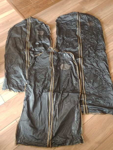 Pokrowce na ubrania