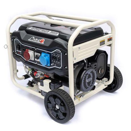 Бензиновый генератор Matari MX11003E. ( 8.5кВт.) - Возможен торг.