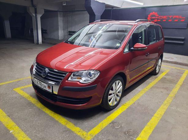 Volkswagen Touran Cherry