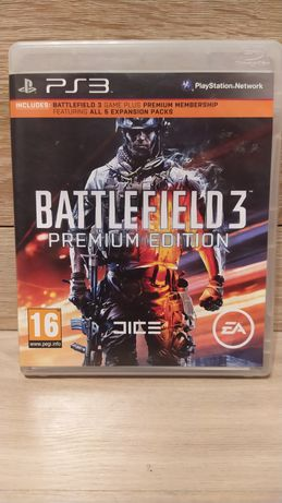 Gra Battlefield 3 Premium Edition na konsole ps3 playstation 3