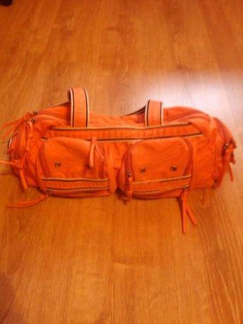 Torba kolor pomarańczowy