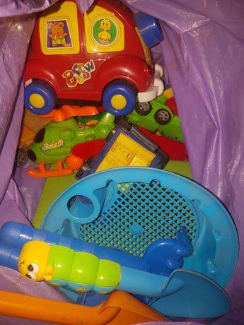 Продам или обменяю пакет игрушек
