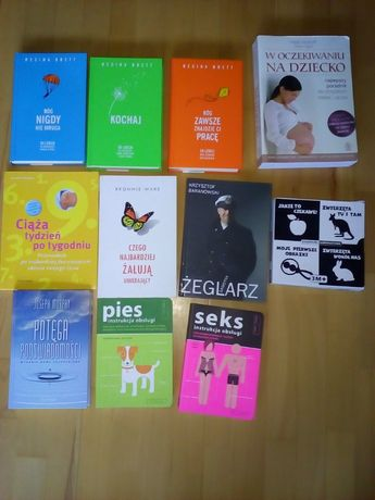 Książki różne